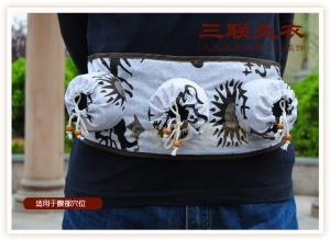腹部腰部 三 联 灸 衣(不含艾盒)