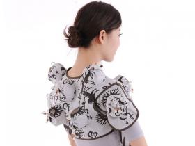 胸肩背部九联灸衣