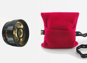 淘宝:单个随身灸(红色绒布套配防烫铜艾灸盒)赠品:5柱艾柱,1个艾绒垫,1张穴位图